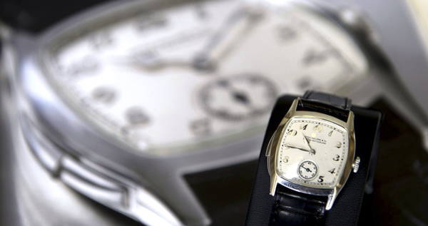 1927 Patek Philippe Auctions at Christie's for $1.4 Million