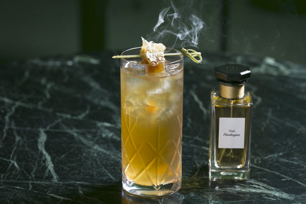 Exclusive Cocktails by Hotel Café Royal & Parfums Givenchy ...