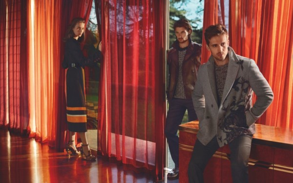 A First Look at the Salvatore Ferragamo 2015 Campaign