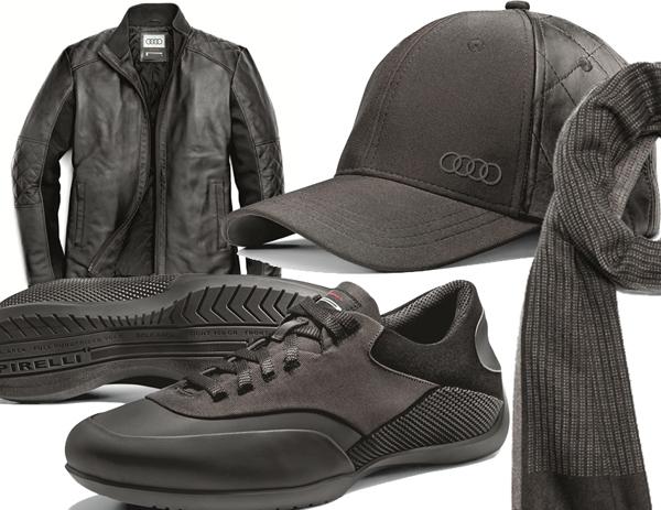 Audi clothing store