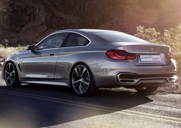BMW 4 Series Coupe 1