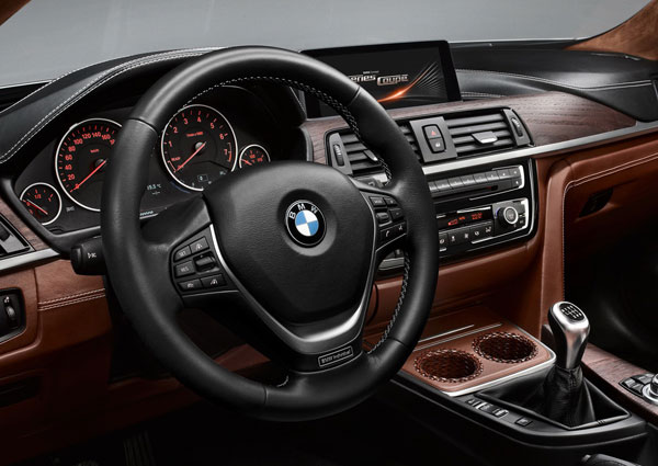 BMW 4 Series Coupe 4