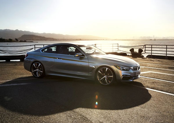 BMW 4 Series Coupé Arrives in South Africa in October