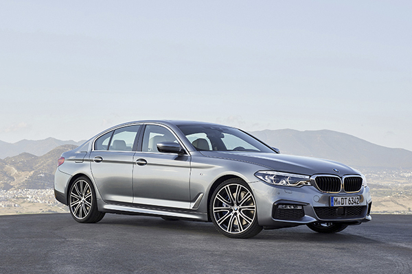 4. 7th Generation Innovations for the Legendary BMW 5 Series