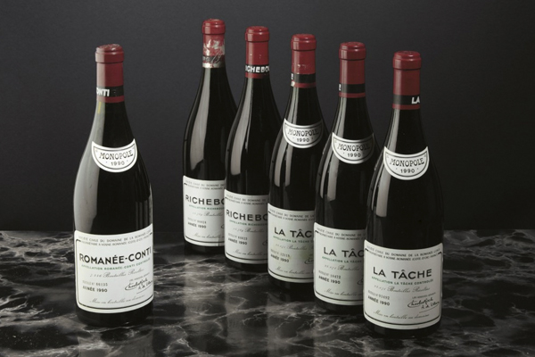 The Greatest Wine Auction in Recent Memory to be Hosted by Baghara Wines