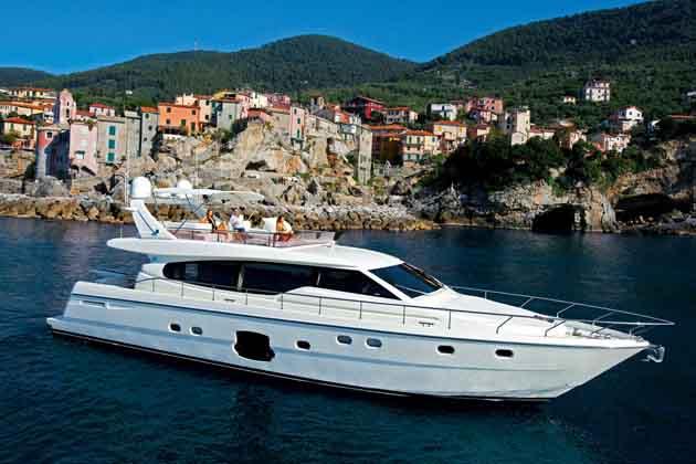 Feretti Yachts