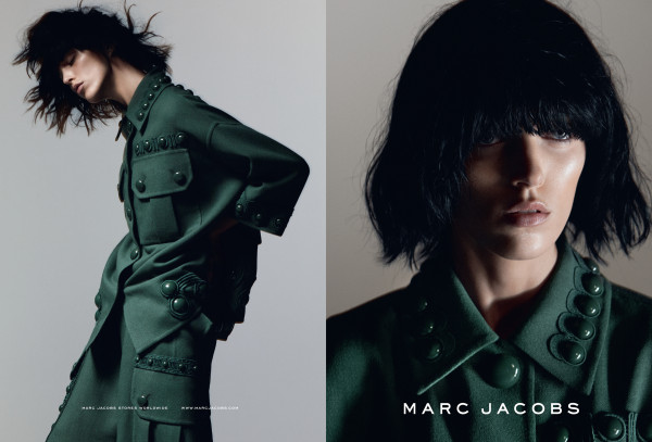Marc Jacobs Recruits For Spring/Summer 2015