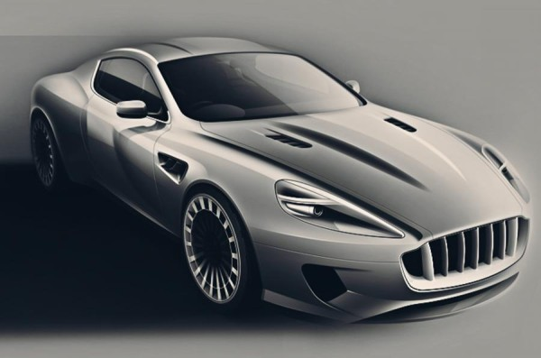 The Kahn Vengeance WB12 Sportscar