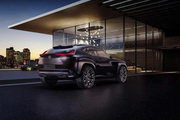 5. Lexus to Unveil New Concept Car at Paris Motor Show