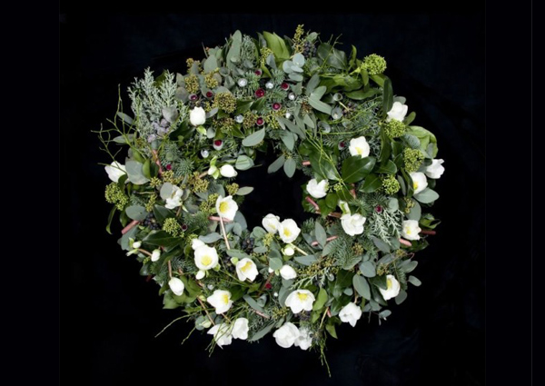 The World's Most Expensive Christmas Wreath