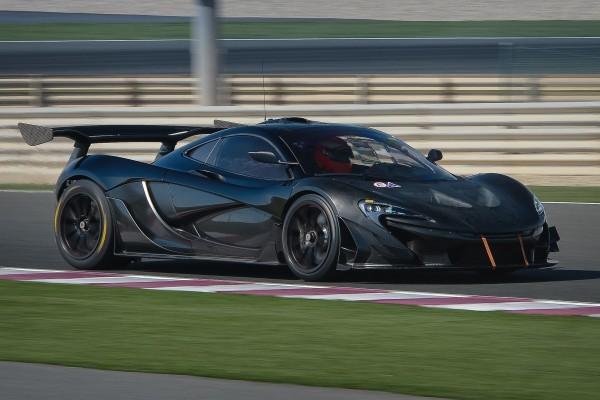 A New Video Surfaces of the Hybrid Supercar – McLaren P1 GTR
