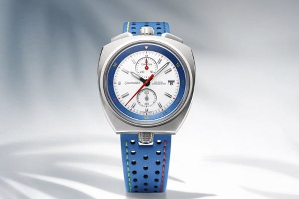 Omega Releases its Second Rio 2016 Olympic Games Watch