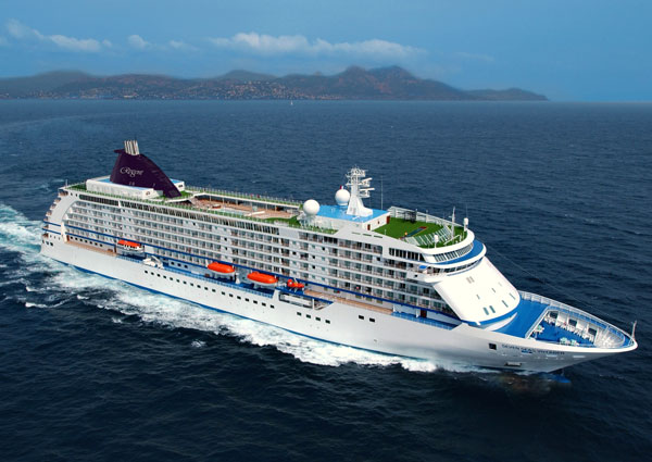 Sixstar Cruise Line Regent Seven Seas Orders 300m Ship