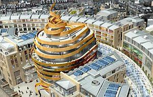 4. Starwood's W Hotel to be Centrepiece of £850m Edinburgh Development