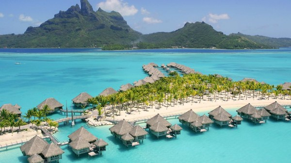 The Top 5 Luxurious Island Getaways in the World