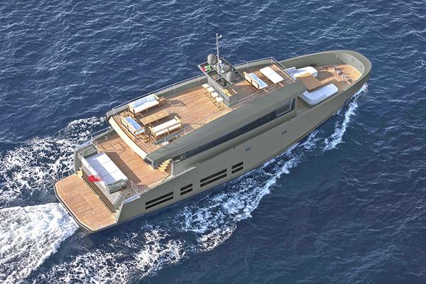4. 26 Meter Superyacht Sells for 4 Million Euros