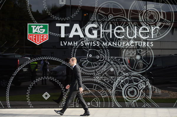 TAG Heuer Gets Smart