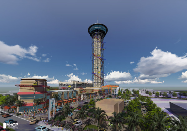 Luxury Reaches New Heights as Orlando is to be the Home of the World's Tallest Rollercoaster