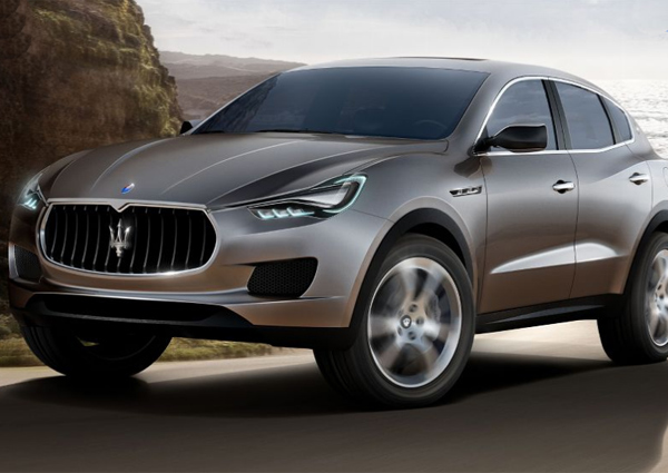 Update on the Maserati Levante SUV