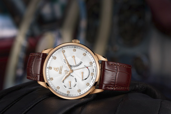 Ernest Borel Releases Timepiece for 160th Anniversary