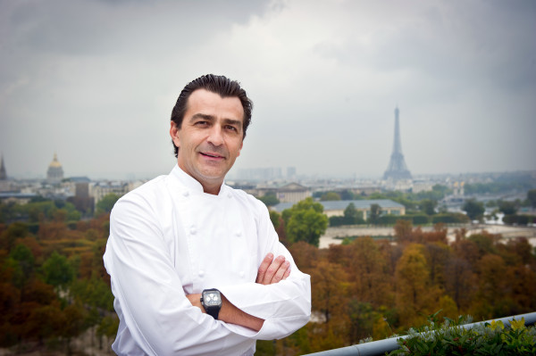 """Yannick Alleno is Gault Millau's """"Cook of the Year"""""""