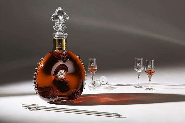 4. The Inimitable Louis XIII Le Mathusalem Cognac