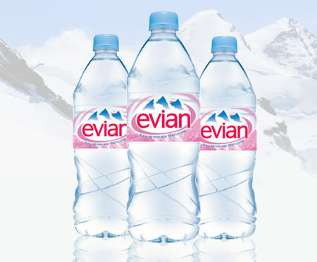 Evian 171 Luxury Brands Directory