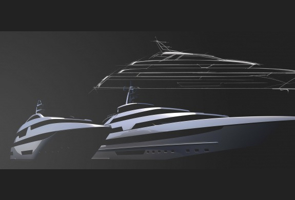 Ferretti Group Goes Mega! Mega-yacht, That Is...