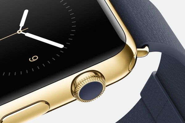 Gold Edition Apple Watch Warrants Extreme Security Measures