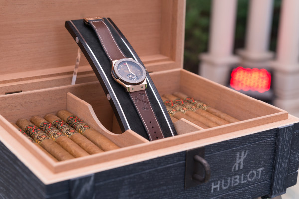 The Classic Fusion ForbiddenX By Hublot