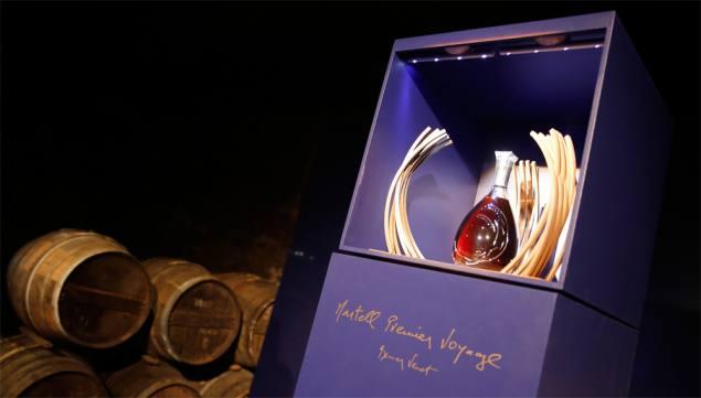 The Tercentenary Premier Voyage Cognac by Martell