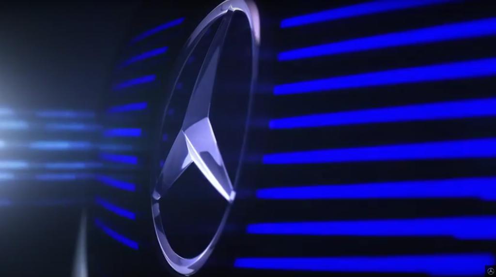 1. Mercedes Reveals EV SUV Concept in Teaser Promo