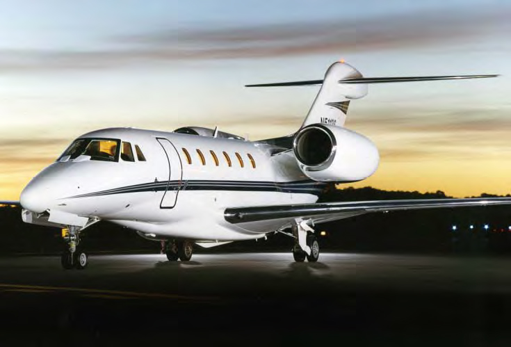 Private Aviation Is The Next Luxury Frontier.