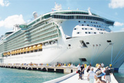 Royal Caribbean International named the Best Overall cruise line in the 2012 Travel Weekly Readers Choice Awards