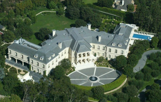 Top 5 Luxury Mansions in the World