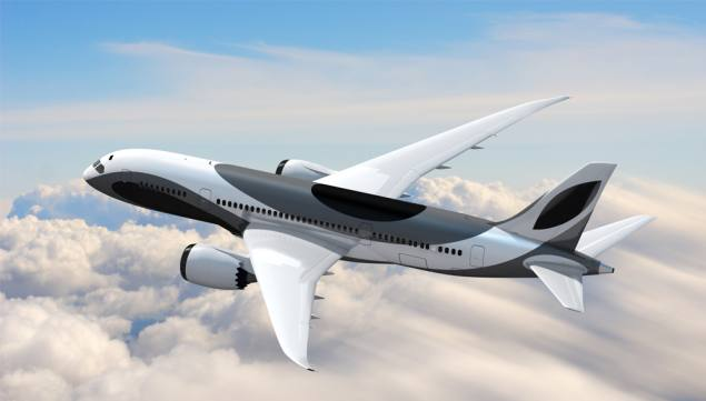VIP Completions Embellishes the Cutting Edge Boeing 787-9 Dreamliner