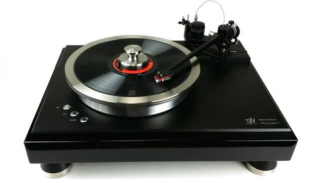 Vpi classic direct drive turntable luxury brands directory for Direct drive turntable motor
