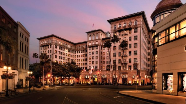 Pretty Woman Package at the Beverly Wilshire Four Seasons Hotel