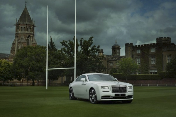 Rolls-Royce's Wraith – History of Rugby