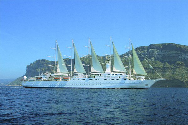 Windstar – all the romance of a private yacht with the choice of a luxury cruise line
