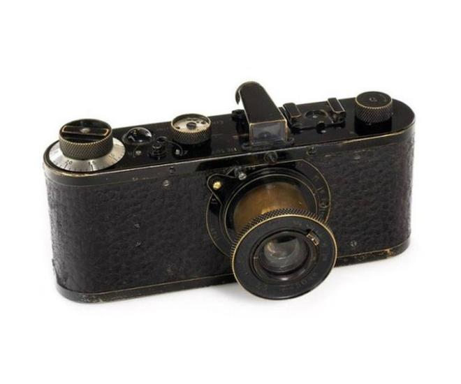 Pre-War Era Leica Breaks Auction Record