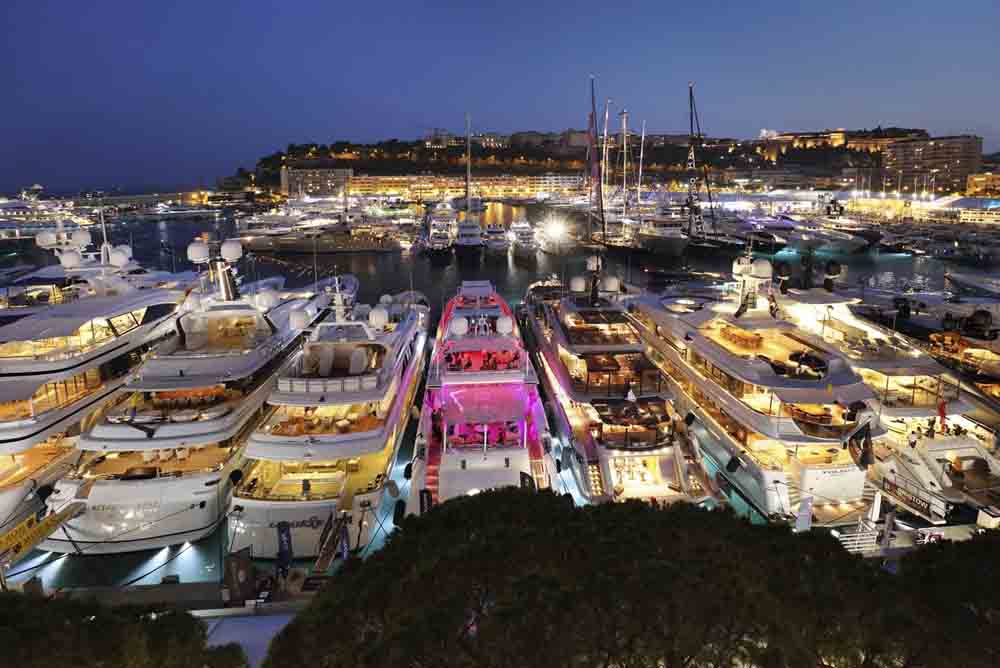 Monaco Yacht Show Proves Dazzles with the Ultimate in Oceanic Luxury