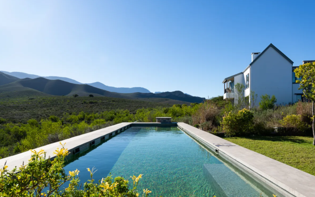 Tortoise Hill Is an Architectural Marvel Nestled in the Western Cape Winelands