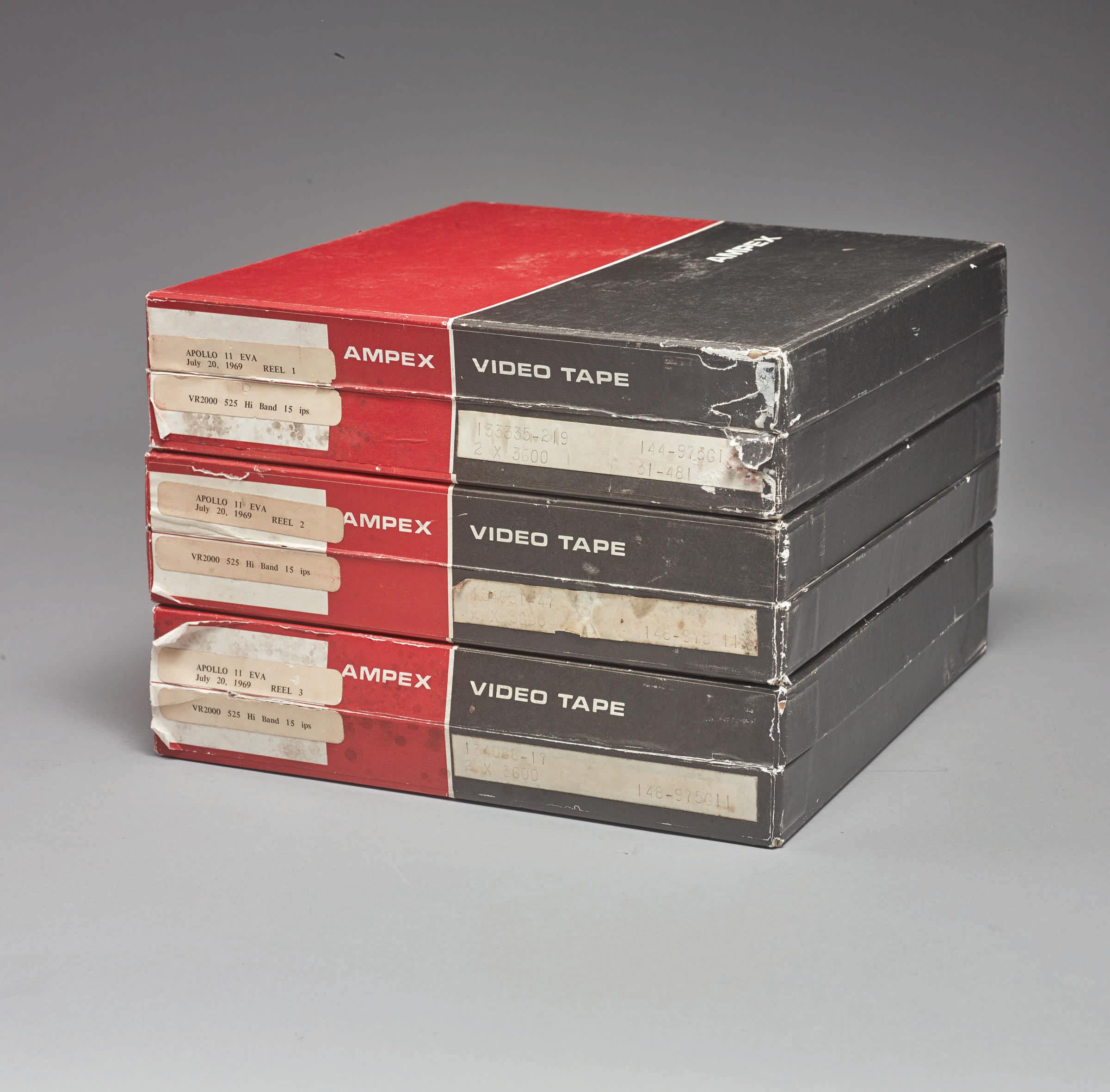 Apollo 11 Tapes (2)