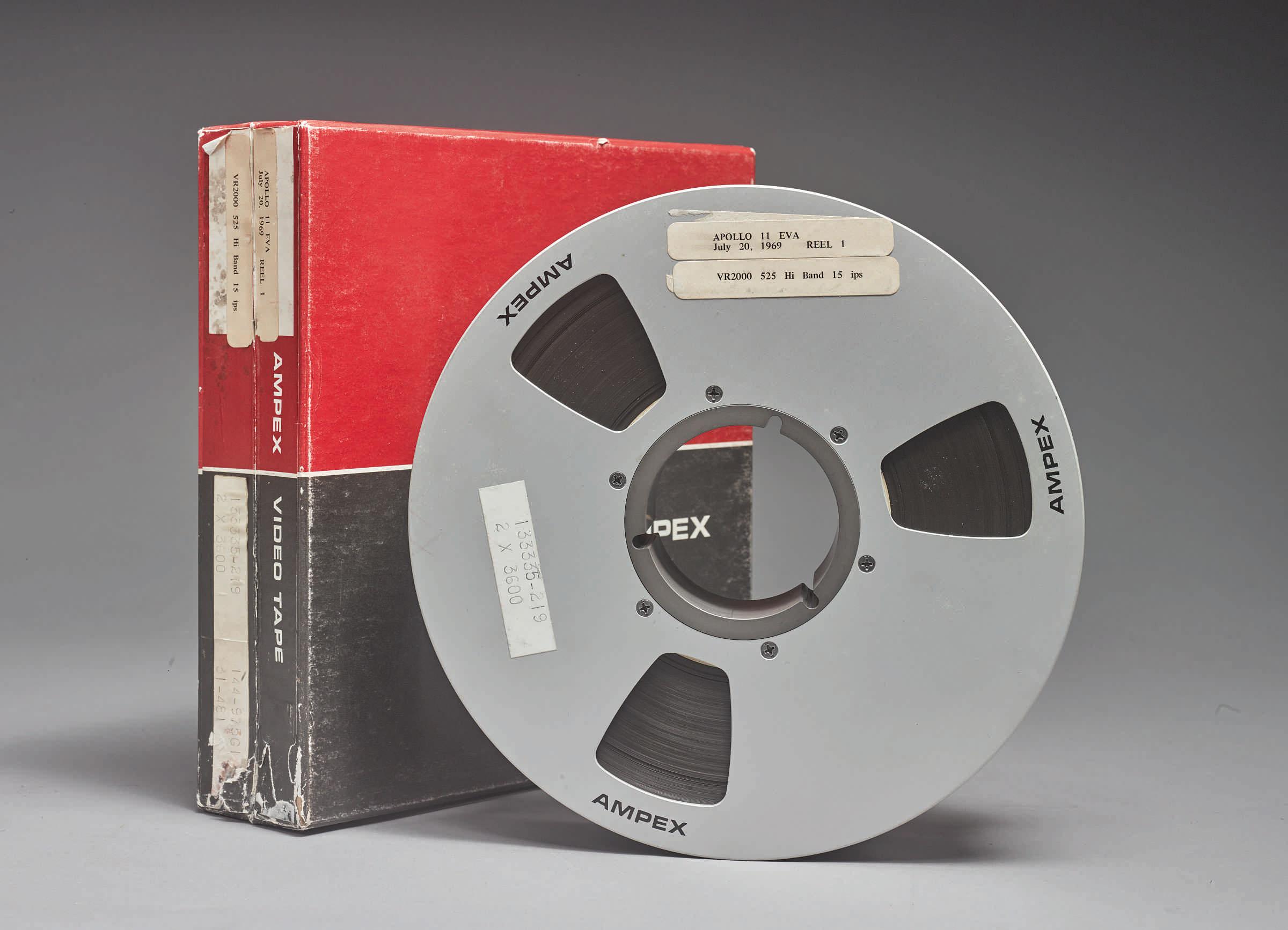 Apollo 11 Tapes - Reel 1