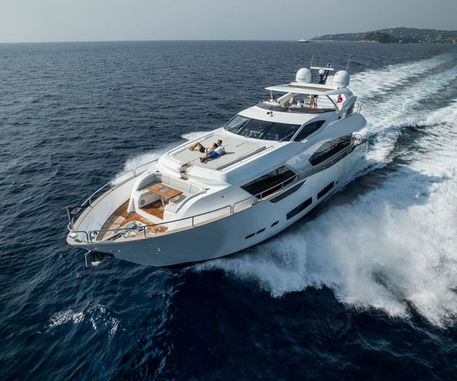 2017 Sunseeker 95 Yacht is the Biggest Sale in the Philippines