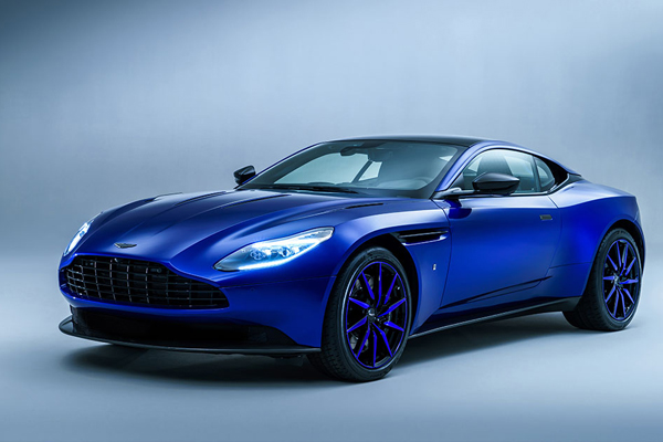 2017 Geneva Motor Show to Debut 3 Significant Aston Martins