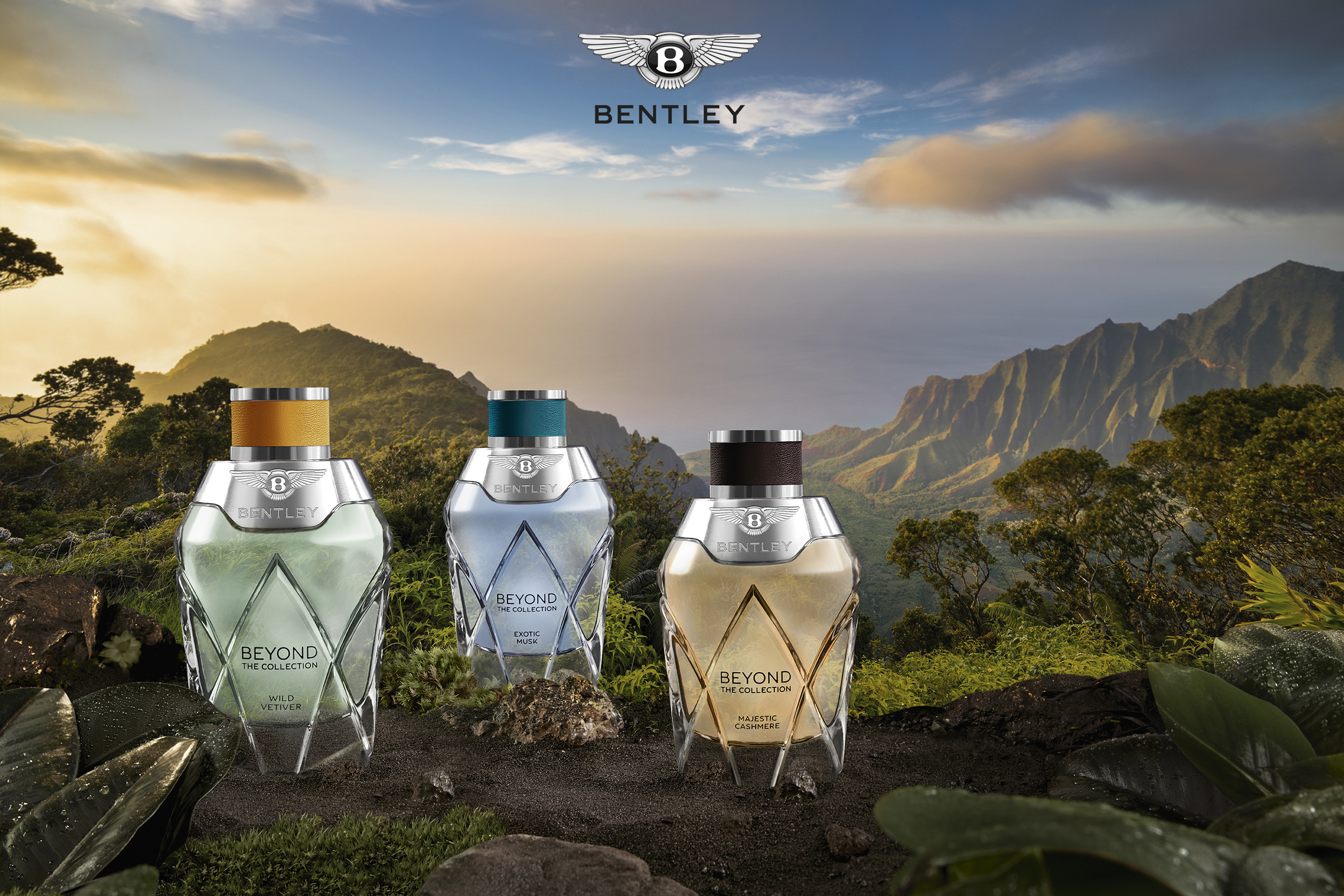 Bentley Continues To Flourish With New Fragrance Releases