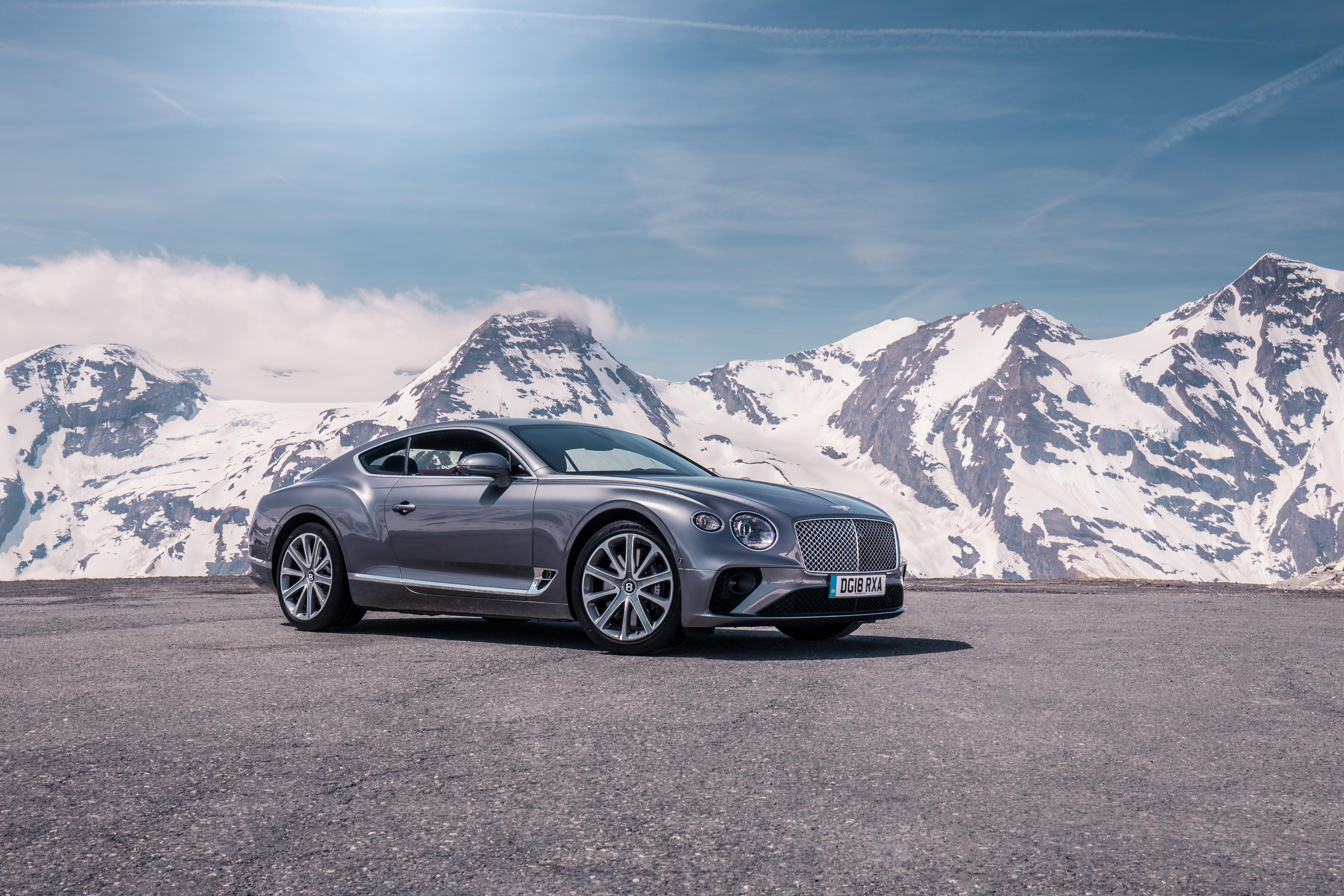 Bentley Continental GT - Tungsten