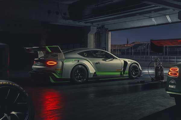 2018 is Looking Good for Bentley Motorsport